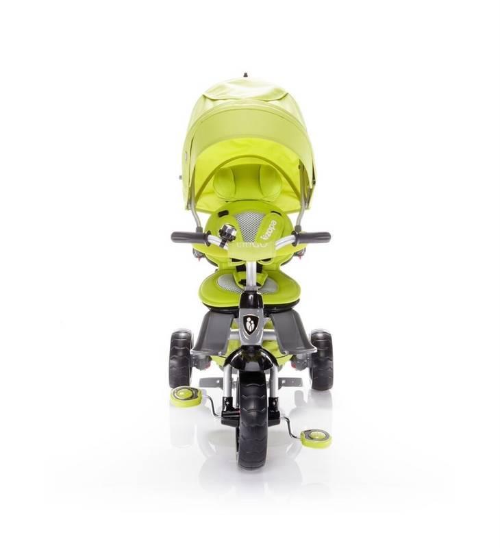 Zopa trojkolka CitiGO 6v1 T500 Kiwi Green
