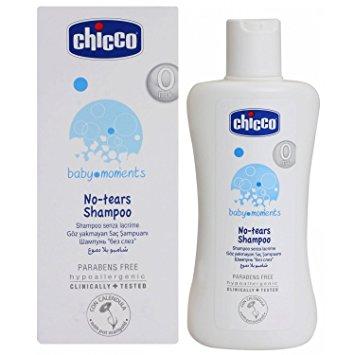 Chicco detský šampón na vlasy 200ml