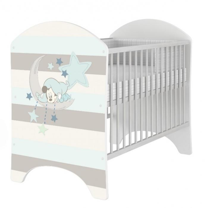 Dětská postieľka Disney Baby Mickey - 120x60cm