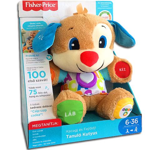 Fisher price hovoriací psík - chlapec