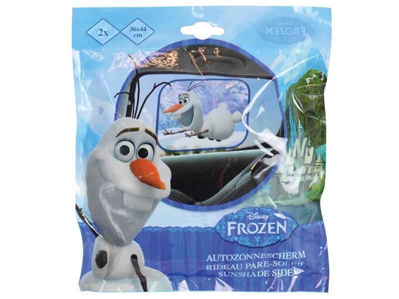 Tienidlá do auta Frozen Olaf 2ks