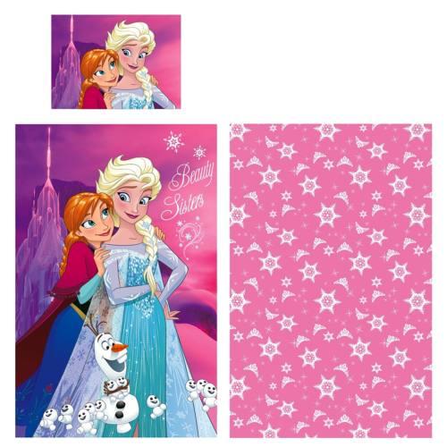 Disney 2-dielna súprava do postieľky Frozen