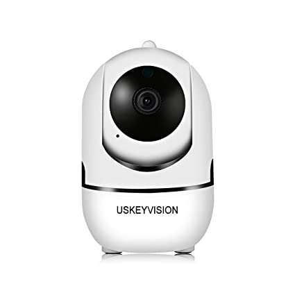 ZY Cloud 1080P Camera White