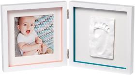 BABY ART Rámček na odtlačky a fotografiu My Baby Style - Simple Essentials
