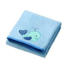 Baby Ono Uterák 70×140 cm modrá