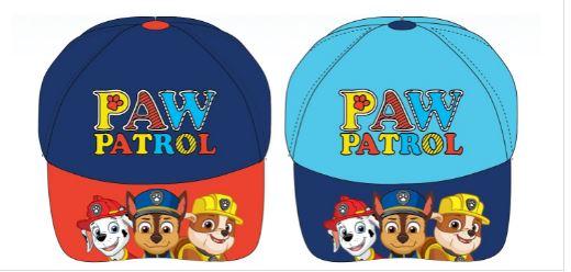 Detská šiltovka Paw Patrol - červená