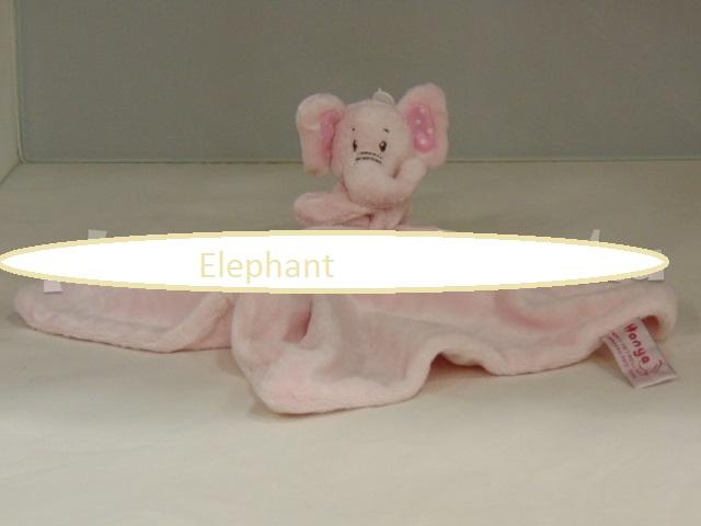 Hanya maznáčik ružový sloník