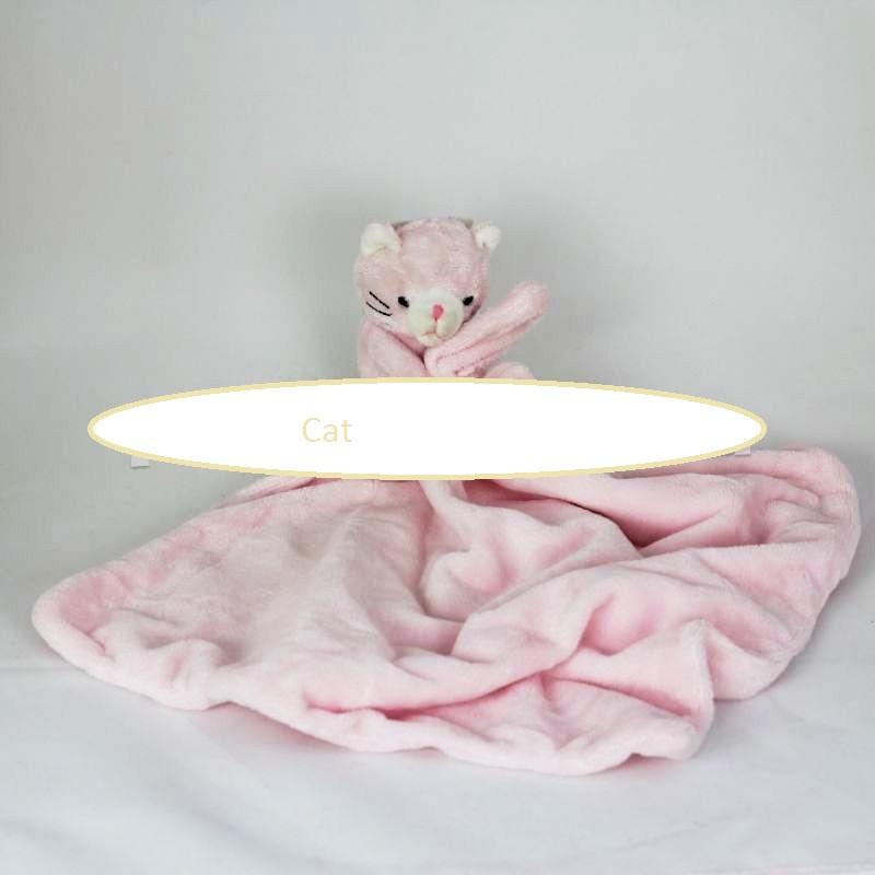 Hanya maznáčik ružové mačiatko