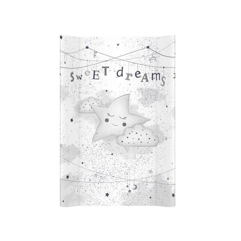 Albero Mio Prebaľovacia podložka Sweet Dreams tvrdá 70 cm