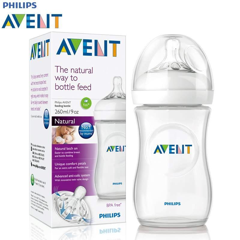 Avent fľaša Natural 260 ml