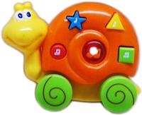 BAM BAM Hudobná hračka - slimák