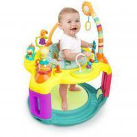 Bright Starts Aktívne centrum Springin´ Safari Bounce-A-Round™, 4m+