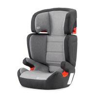 Kinderkraft Autosedačka Junior Fix Isofix  Black-grey