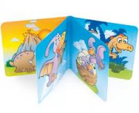 CANPOL BABIES Mäkká knižka pískacia