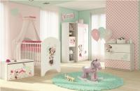 Babyboo Skriňa s motívom Minnie