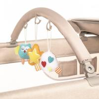 Baby Design Cestovná postieľka DREAM
