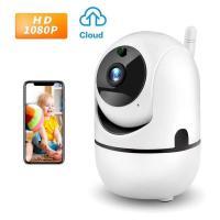 ZY Cloud 1080P Camera White