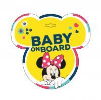 Disney Baby On Board Minnie baby on board označenie