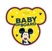 Disney Baby On Board Mickey baby on board označenie