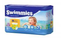 Swimmies Medium plienky na kúpanie - 11ks