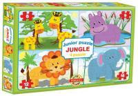 Dohány Junior puzzle skladačka Farmárske zvieratká
