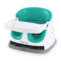 INGENUITY Podsedák na stoličku 2v1 Baby Base Ultramarine 6 m+, do 22 kg