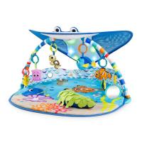 DISNEY BABY Deka na hranie svetelná Hľadá sa Nemo - Pán Rajka 0m+