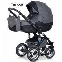 Riko kombinovaný kočík Brano  Carbon