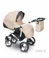 Camarelo kombinovaný kočík Carera New