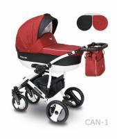 Camarelo kombinovaný kočík Carera New  01
