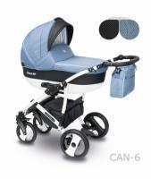 Camarelo kombinovaný kočík Carera New  06