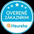 Overene zakaznikmi Heureka