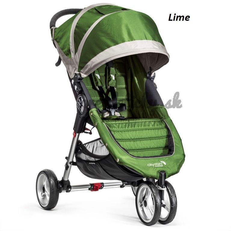 Baby Jogger CITY MINI 2017