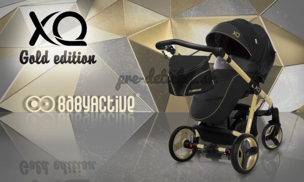 Baby Active XQ Gold 2020