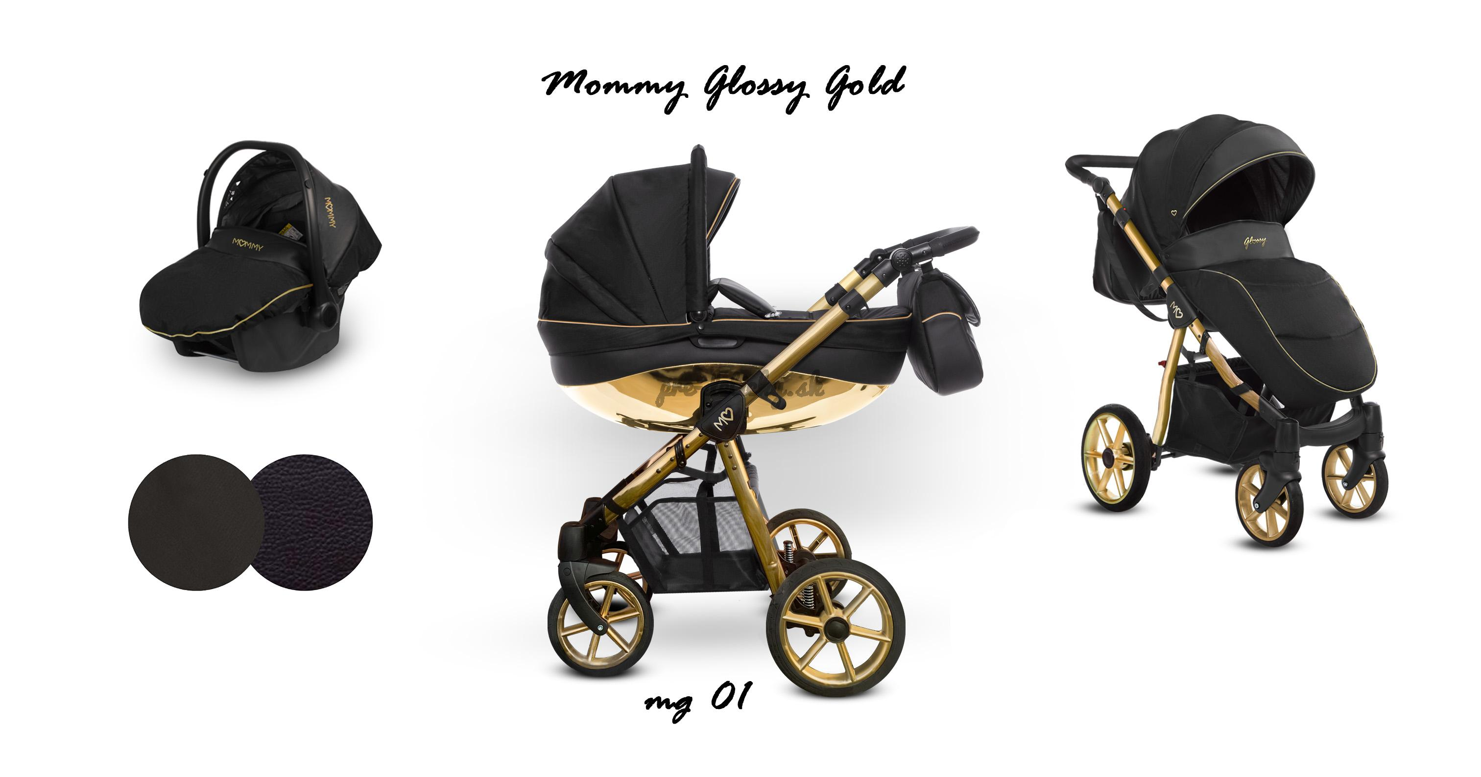 Baby Active Mommy Glossy
