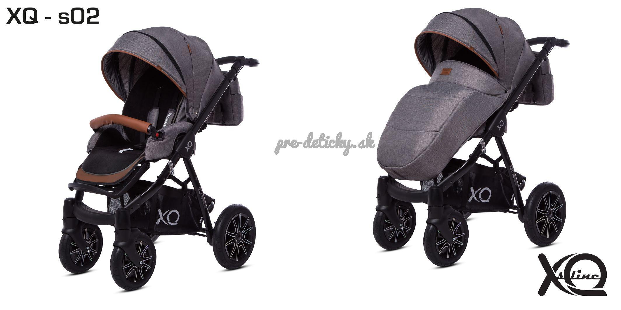BABY ACTIVE XQ S-line