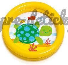 Intex 59409 Môj prvý bazén 61 cm Žltá