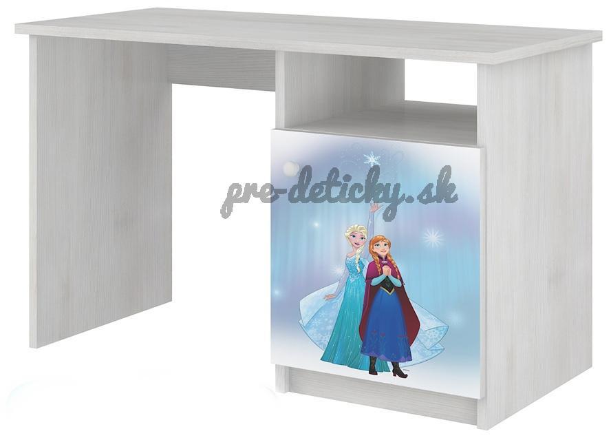 Babyboo Písací stôl Frozen, 70x100x55 cm