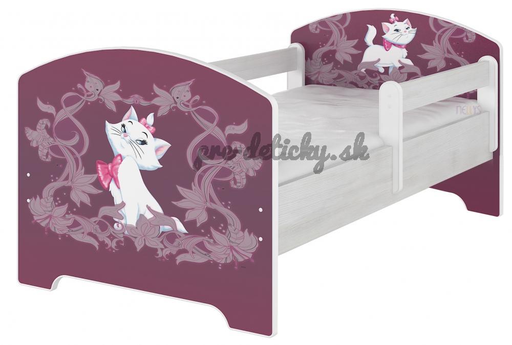 BabyBoo Detská posteľ Disney - MARIE