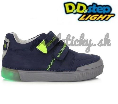 D-D-step chlapčenské svietiace topánky 25-30