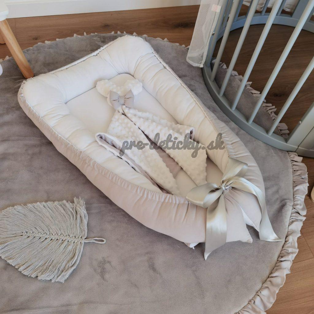 Bavlnené hniezdo Smart Bed