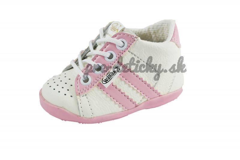 Wanda Baby - Detská obuv na prvé kroky