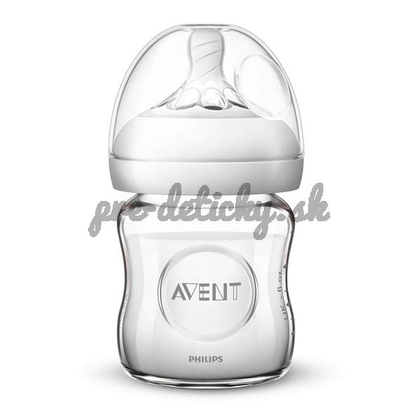 Avent fľaša Natural 125 ml